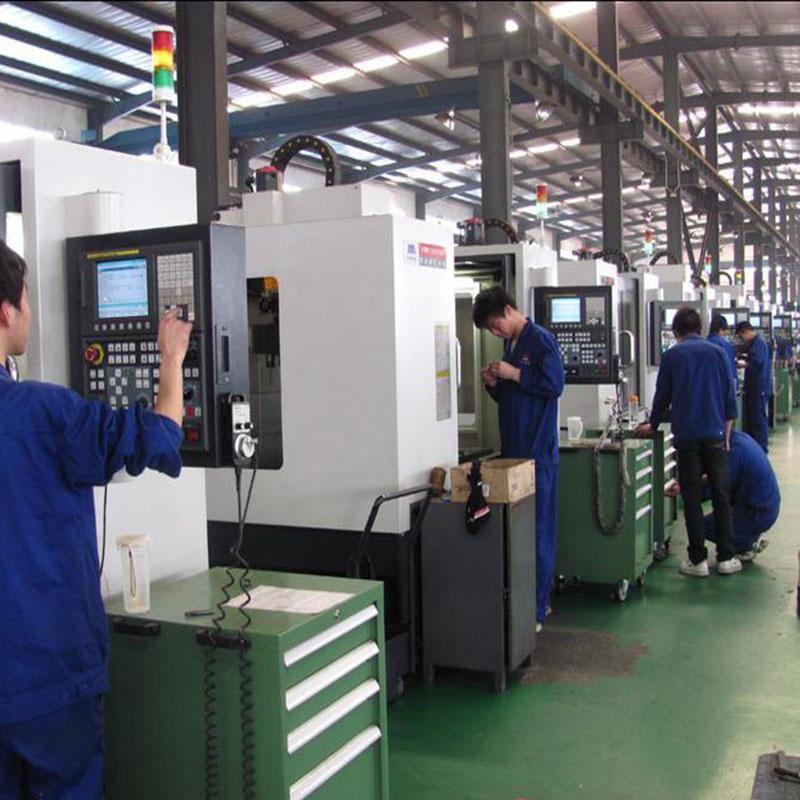 Factory View_China CNC Machining Part Manufacturer, CNC